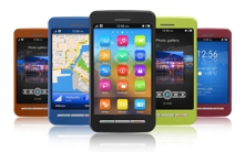 Selection of Smart Phones