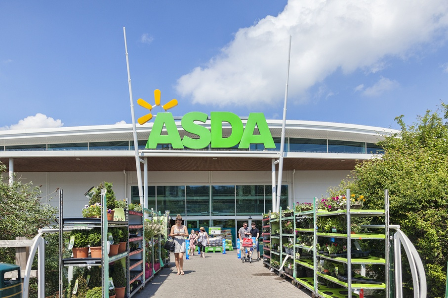 Outside of ASDA
