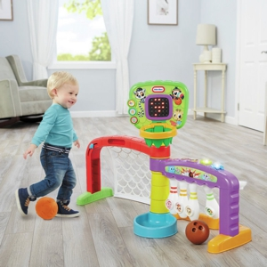 Little Tikes 3-in-1 Sports Activity Centre