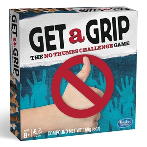 Get a Grip Board Game