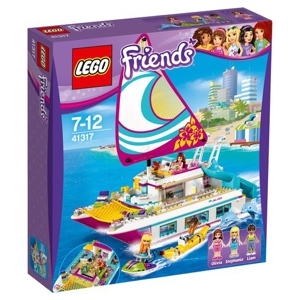 LEGO Friends Sunshine Catamaran