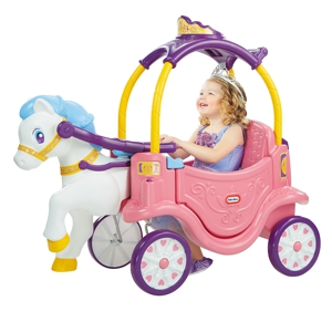 Little Tykes Princess Horse & Carriage