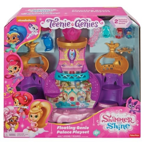 Shimmer & Shine Teenie Genies Floating Palace Playset