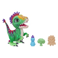 FurReal 'Munchin' Rex the Interactive Toy Dinosaur