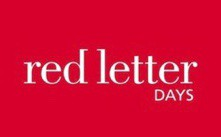 Red Letter Days - Experiences